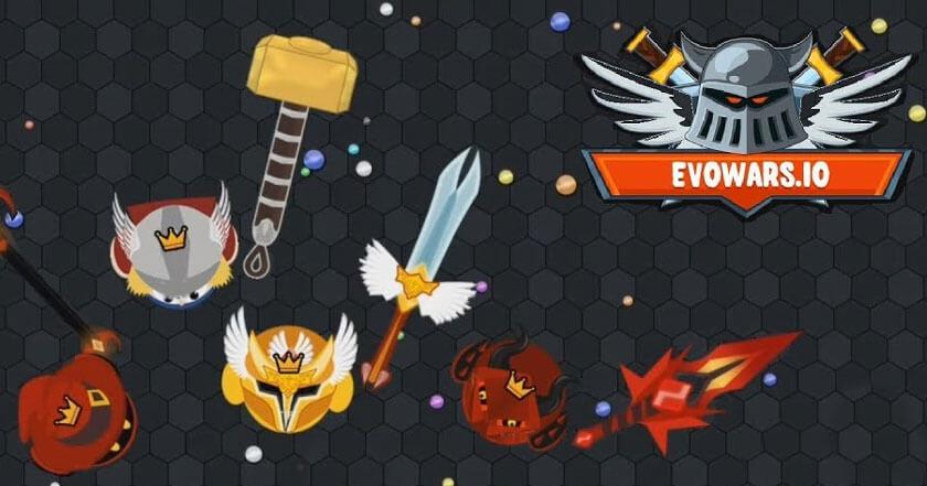 Juegos Como EvoWars.io