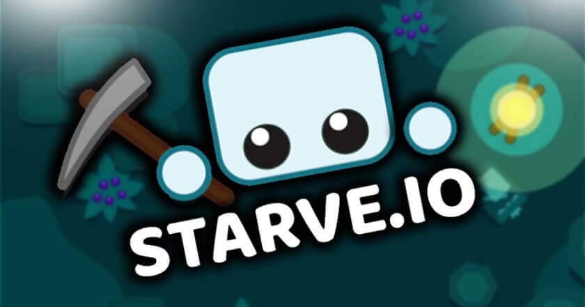 Juegos Como Starve.io