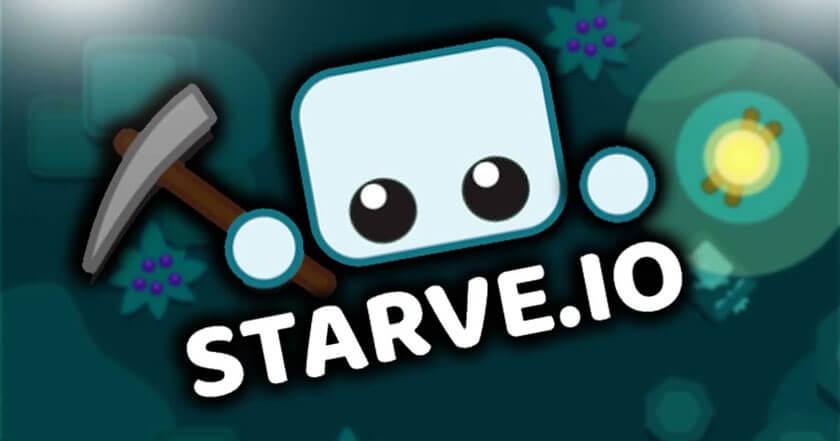 Games Like Starve.io