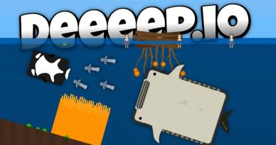 Games Like Deeeep.io
