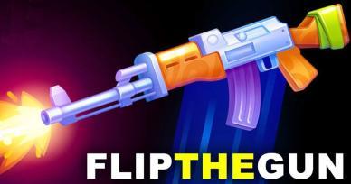 Jogos Como Flip the Gun