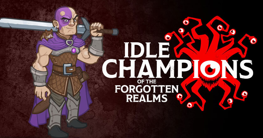 Games Like Idle Champions of the Forgotten Realms