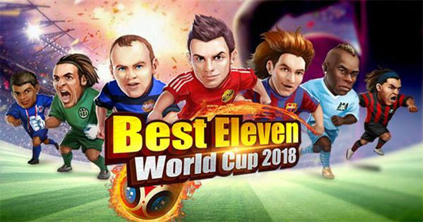 Games Like Best Eleven: World Cup 2018