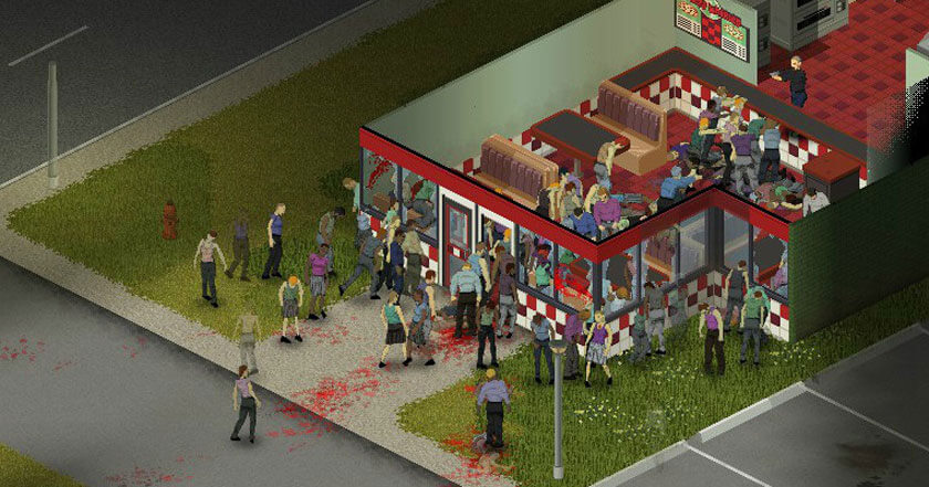Games Like Project Zomboid