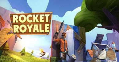 Juegos Como Rocket Royale