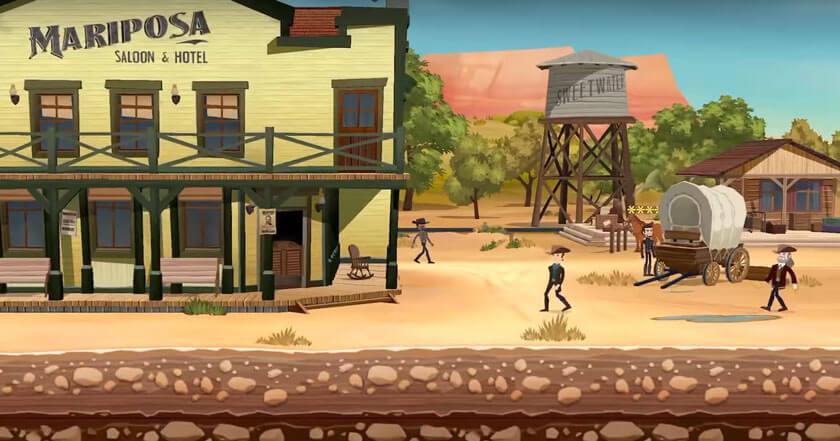 Juegos Como Westworld
