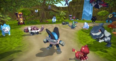 Jogos Como Terra Monsters 3