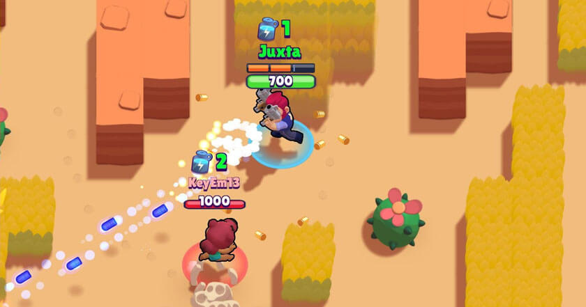 Games Like Brawl Stars