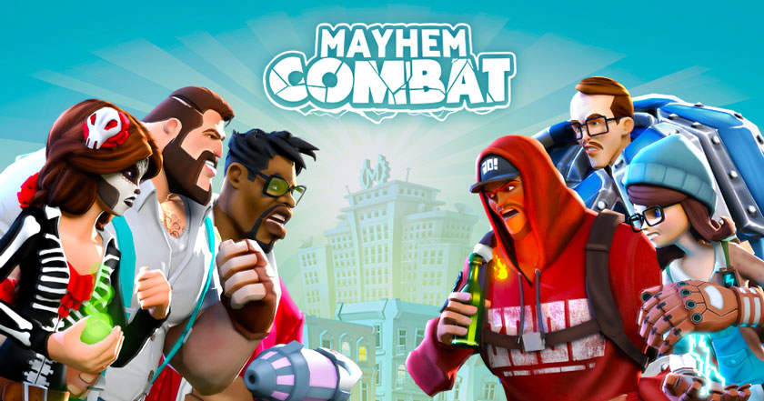Games Like Mayhem Combat