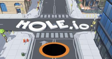 Jogos Como Hole.io