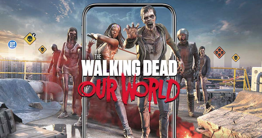 Jogos Como The Walking Dead: Our World