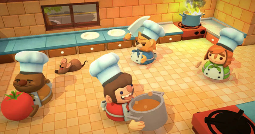 Games Like Overcooked 2