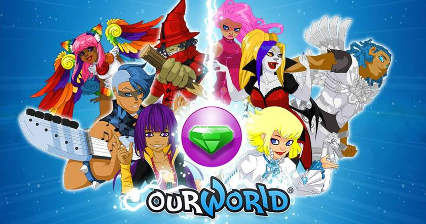 Games Like ourWorld