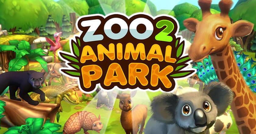 Games Like Zoo 2: Animal Park