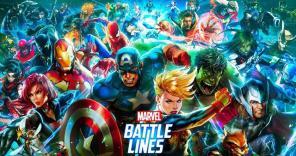 Games Like Marvel Battle Lines