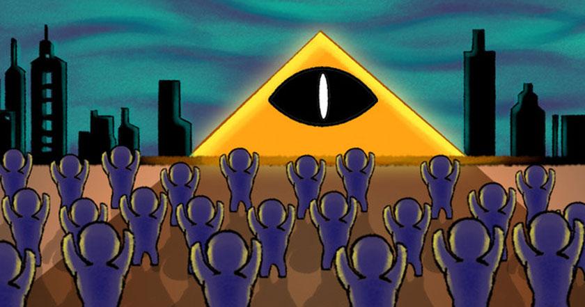 Games Like We Are Illuminati