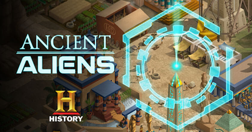 Games Like Ancient Aliens: The Game