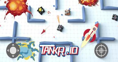 Juegos Como Tankr.io