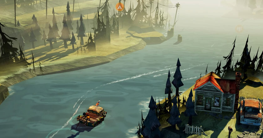 Games Like Flame in the Flood