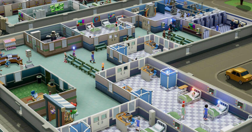 Games Like Two Point Hospital