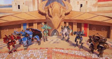 Juegos Como Blazing Core