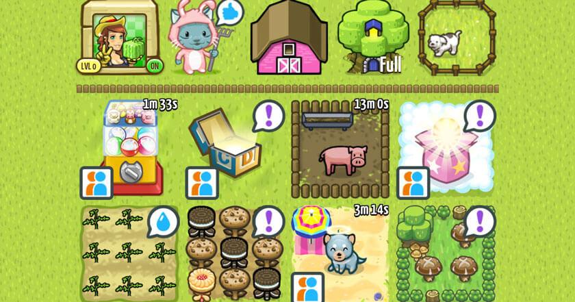Games Like Big Barn World