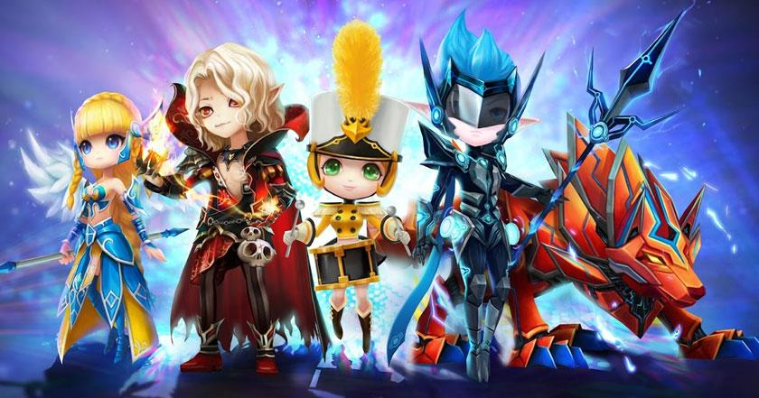 Games Like Summoners War