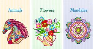 Juegos Como Happy Color – Color by Number