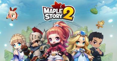 Jogos Como MapleStory 2