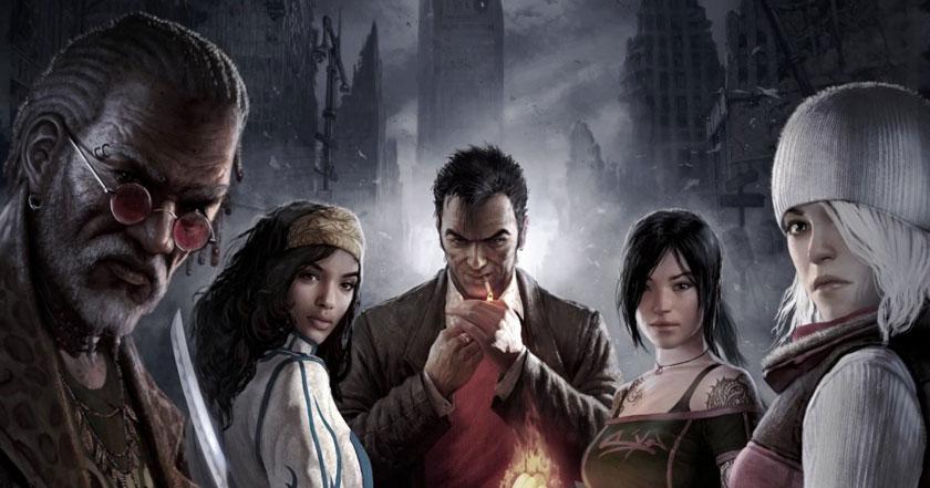 Games Like Secret World Legends