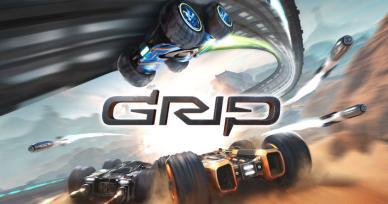 Jogos Como GRIP: Combat Racing