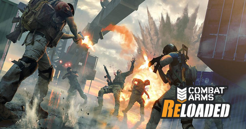 Games Like Combat Arms: Reloaded