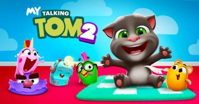Games Like My Talking Tom 2