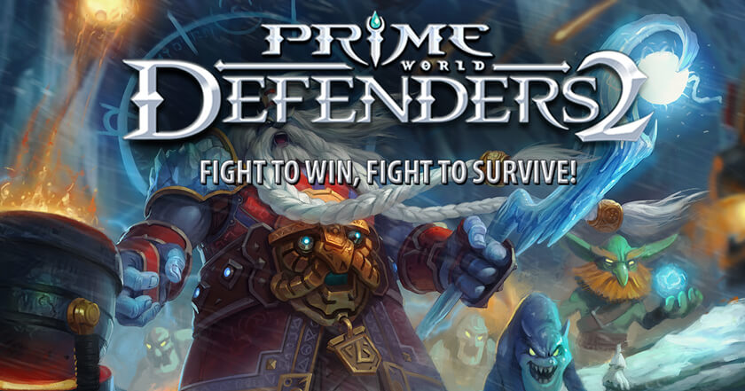 Games Like Prime World: Defenders 2