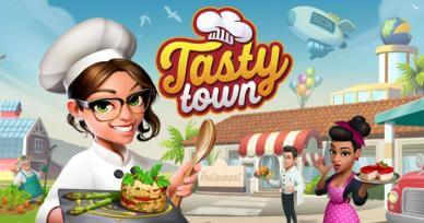Games Like Tasty Town