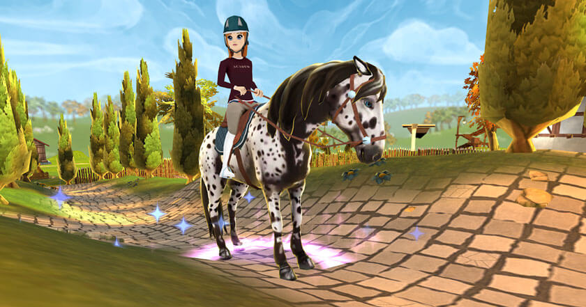 Games Like Horse Riding Tales