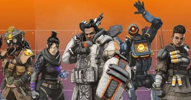 Games Like Apex Legends