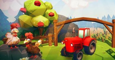 Games Like Red Tractor Tycoon