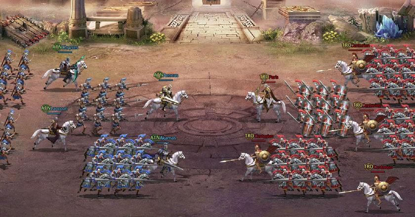 Juegos Como Kings of War