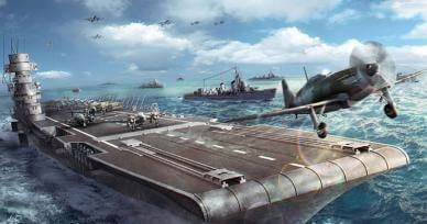 Games Like Legend of Warships