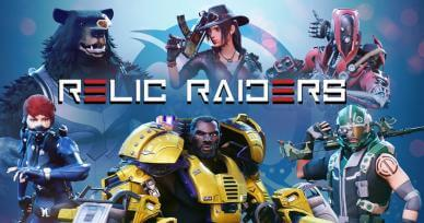 Games Like Relic Raiders