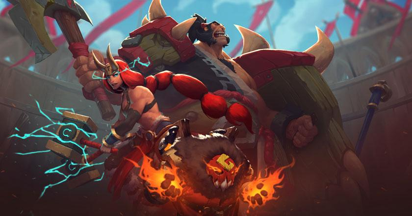 Games Like Battlerite