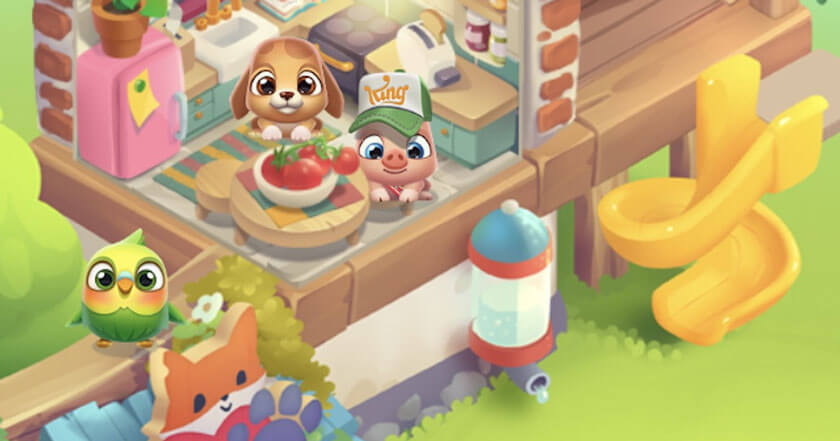 Games Like Pet Rescue Puzzle Saga