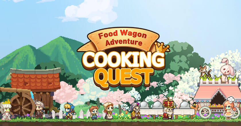 Games Like Cooking Quest