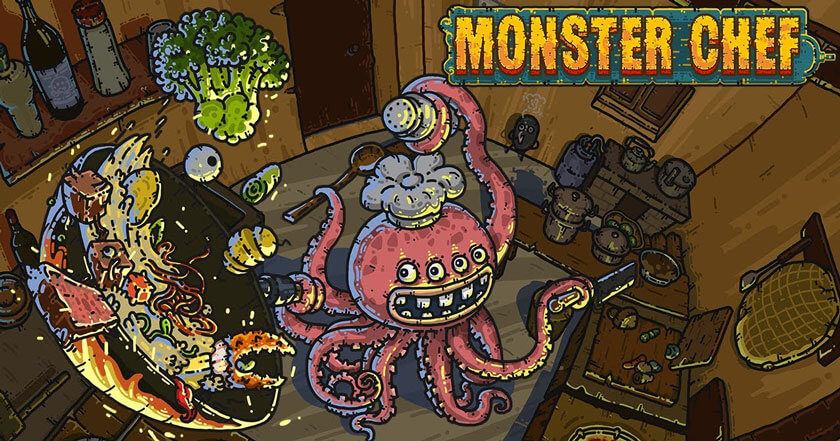 Games Like Monster Chef