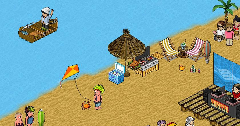 Games Like Habbo Hotel