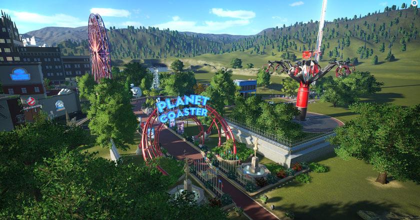Games Like Planet Coaster
