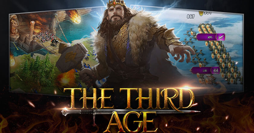 Games Like The Third Age