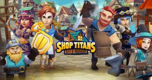 Games Like Shop Titans