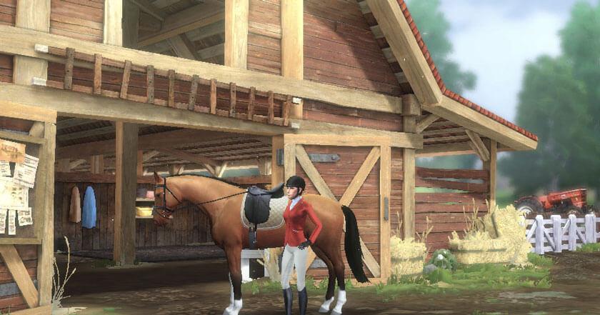 Games Like Equestriad World Tour